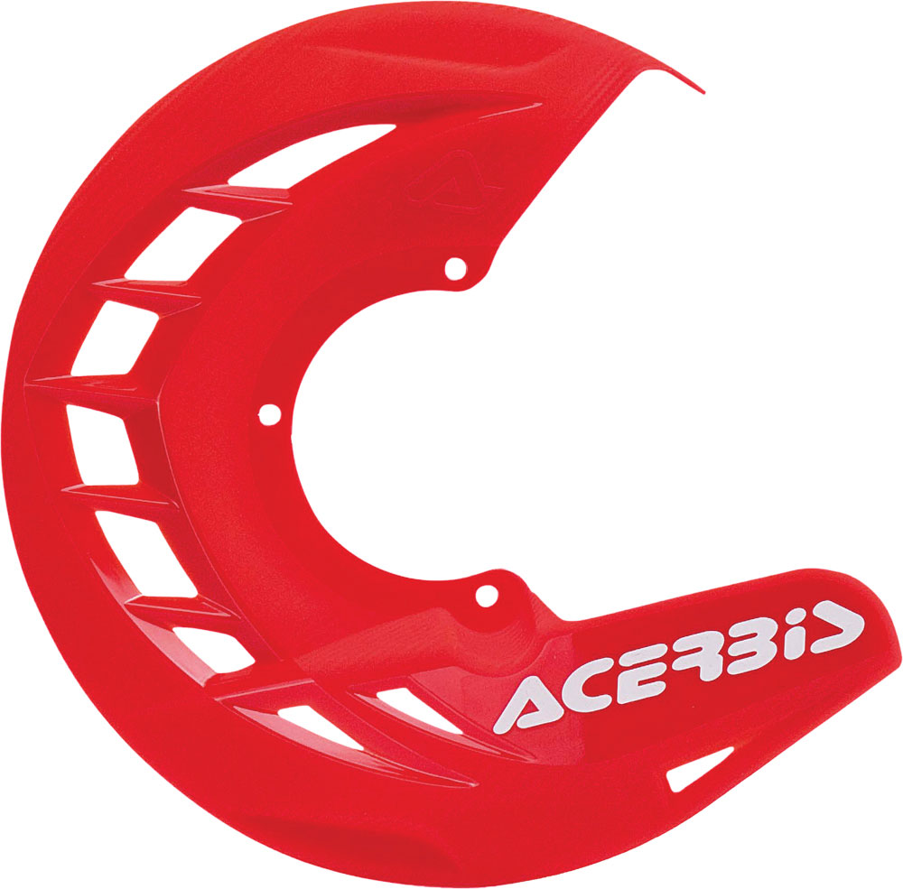 ACERBIS X-Brake Front Disc Cover (Red)