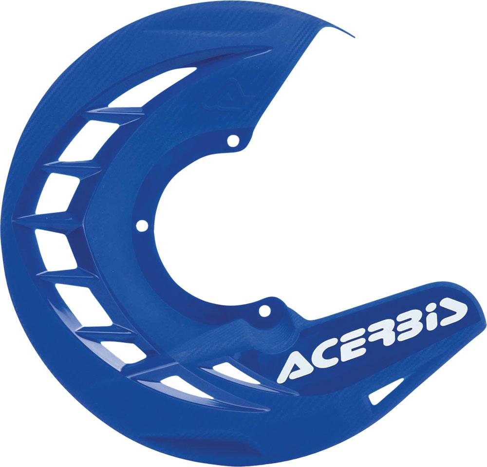 ACERBIS X-Brake Front Disc Cover (Blue) 2250240211