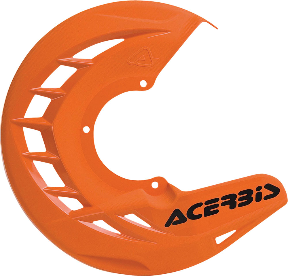 ACERBIS X-Brake Front Disc Cover (Orange)