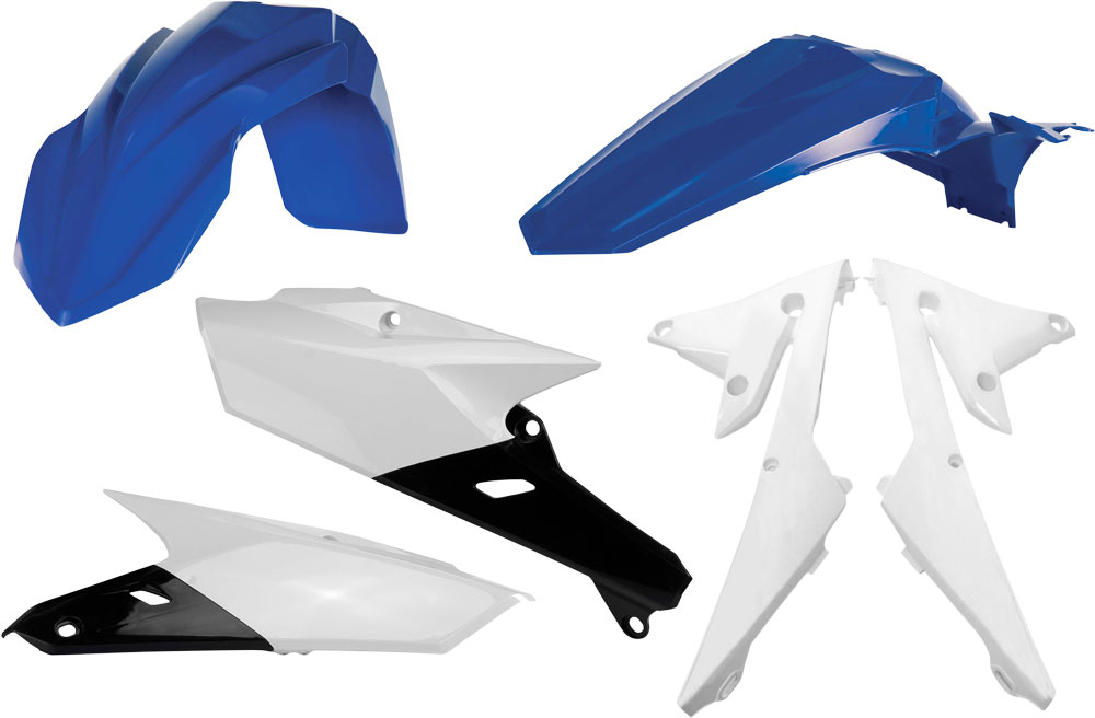 ACERBIS Standard Plastic Kit (Blue OEM '14)