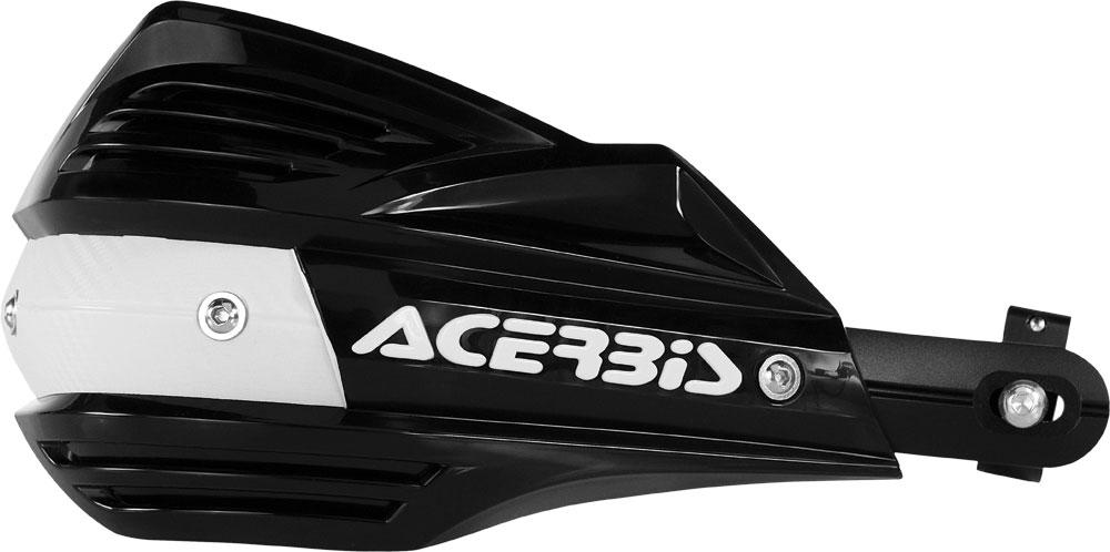 ACERBIS X-Factor Handguards (Black)