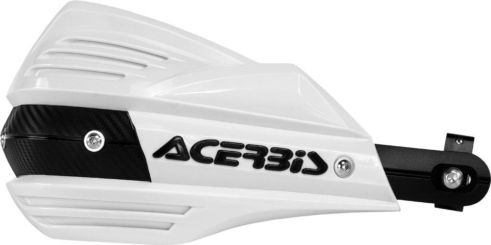 ACERBIS X-Factor Handguards (White)