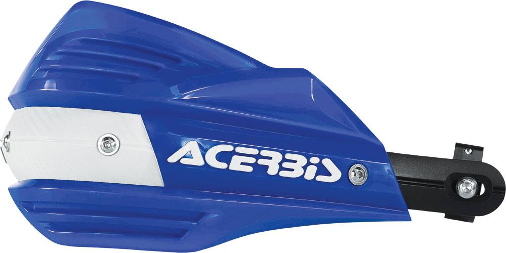 ACERBIS X-Factor Handguards (Blue)