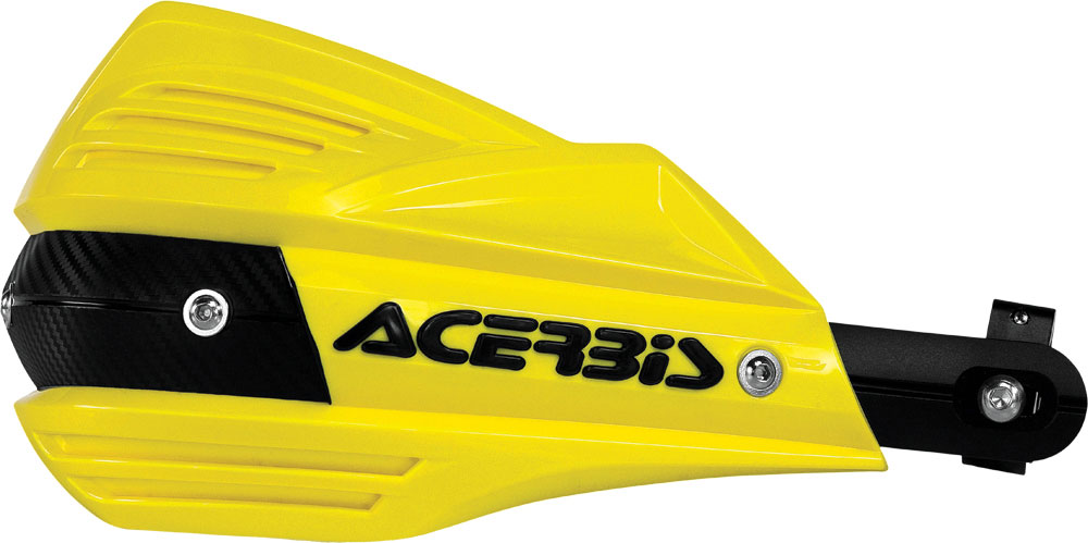 ACERBIS X-Factor Handguards (Yellow)
