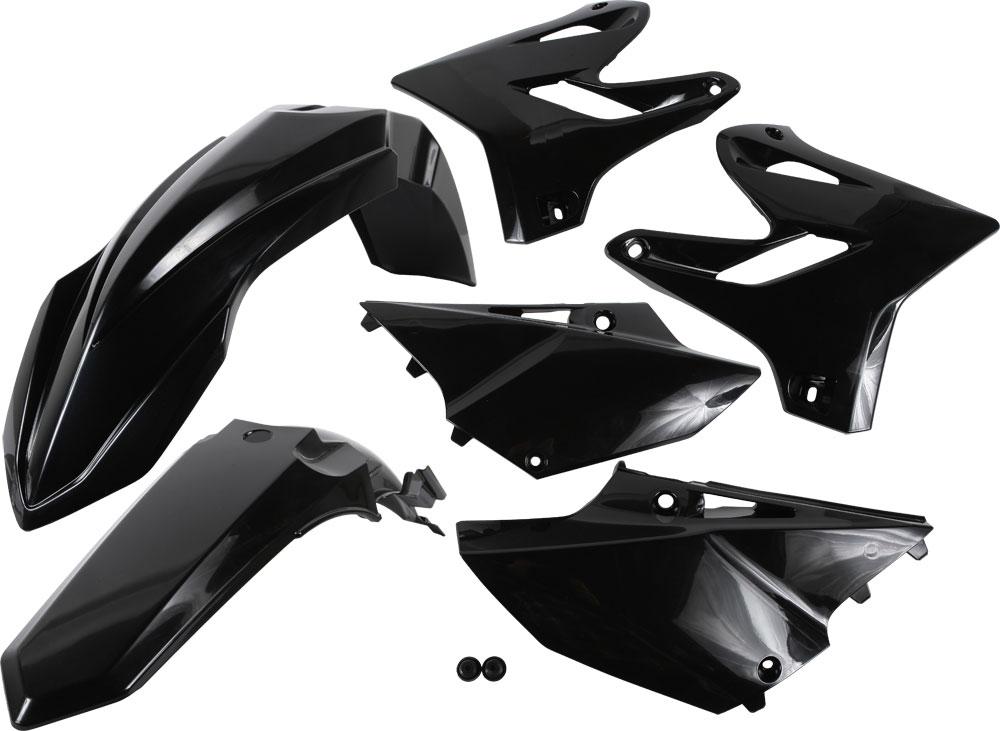 ACERBIS Standard Plastic Kit (Black)