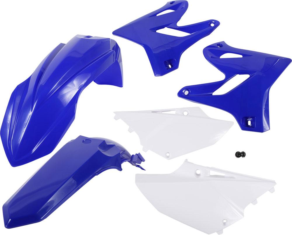 ACERBIS Standard Plastic Kit (Blue OEM '15-16)