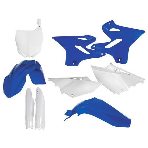 ACERBIS Full Plastic Kit (Blue/White OEM '15)