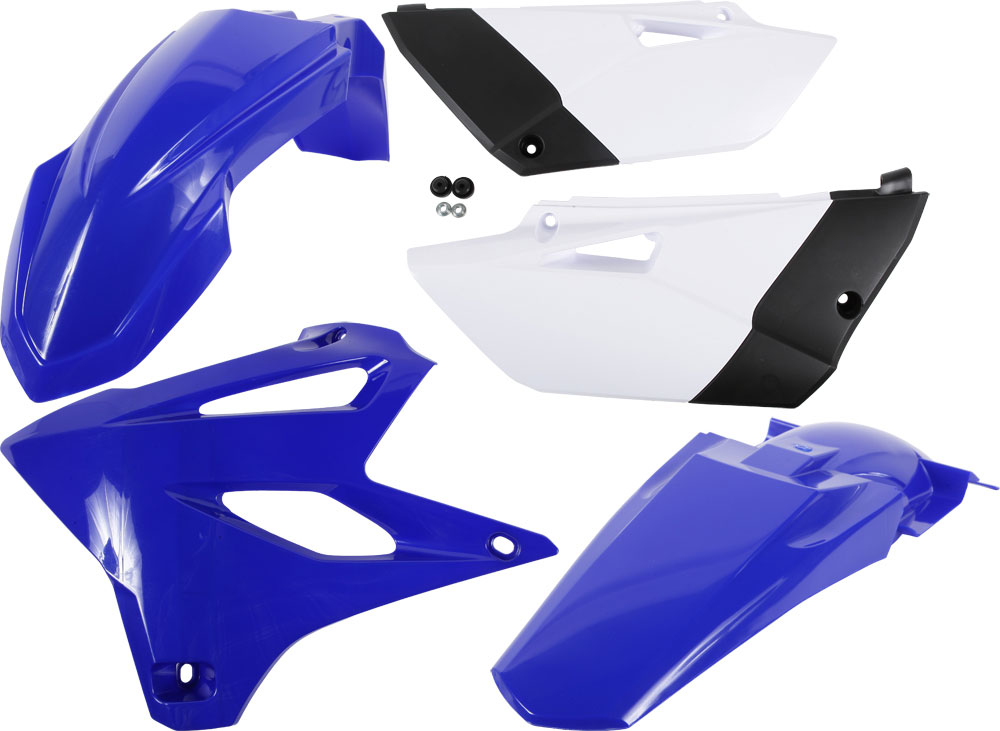 ACERBIS Standard Plastic Kit (Blue OEM '15)