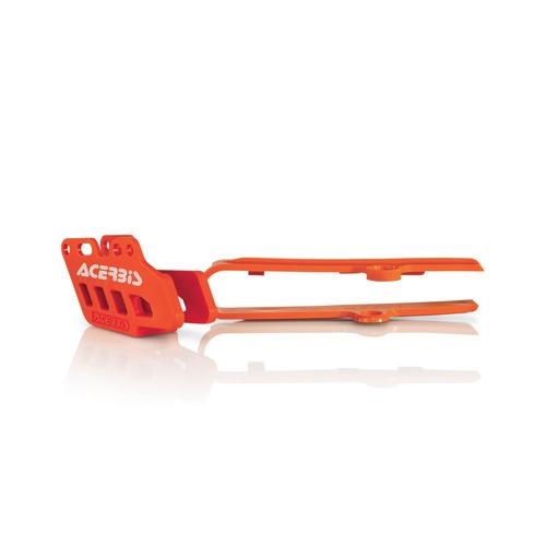 ACERBIS Chain Guide Block and Slider Kit 2.0 (Orange)