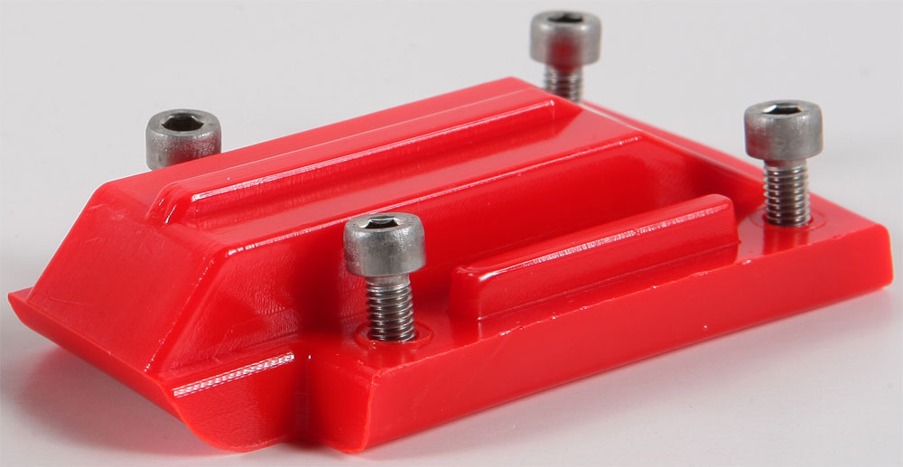 ACERBIS Replacement Insert for Chain Guide Block 2.0 (Red)