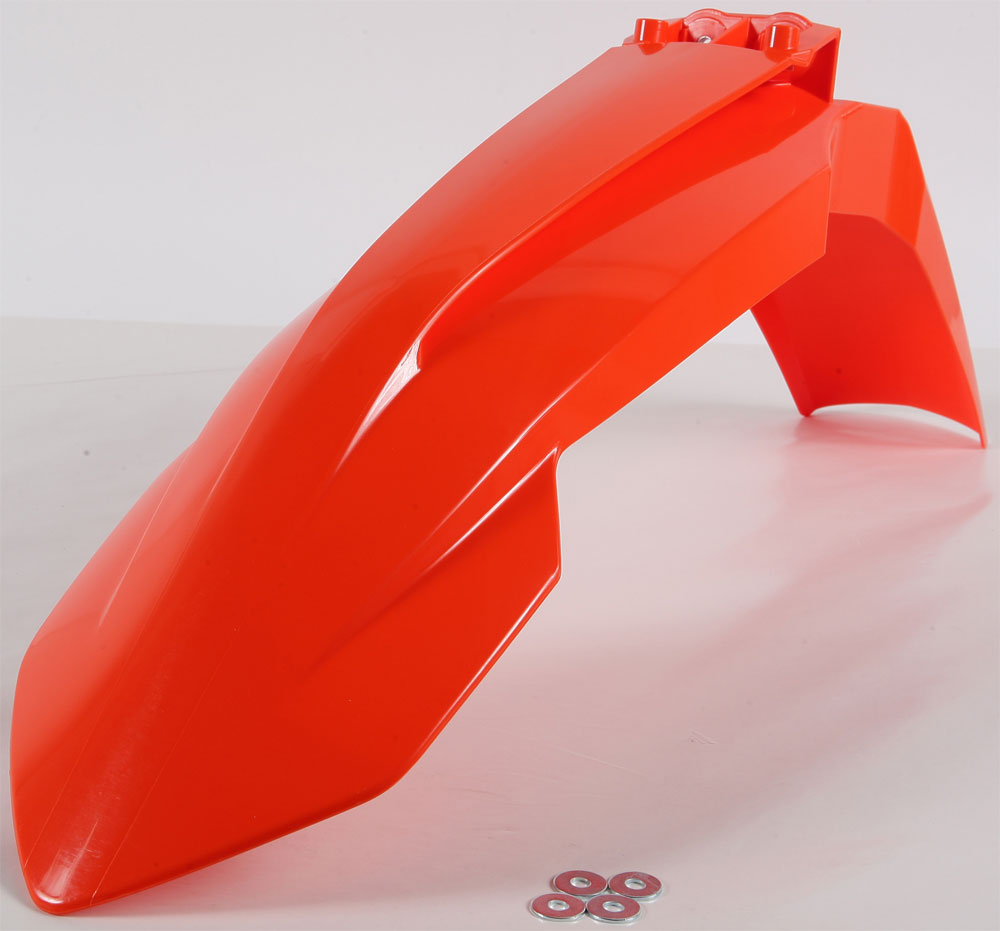 ACERBIS Front Fender (Orange)