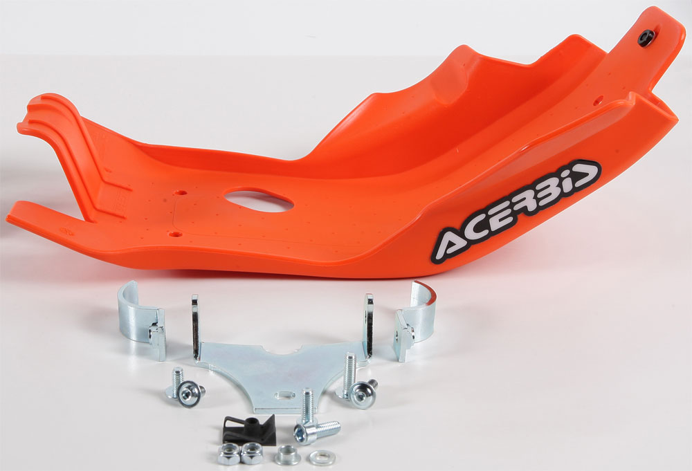 ACERBIS Offroad Skid Plate (Orange)