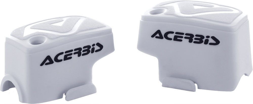 ACERBIS Cover for Brembo Clutch/Brake Master Cylinders (White)