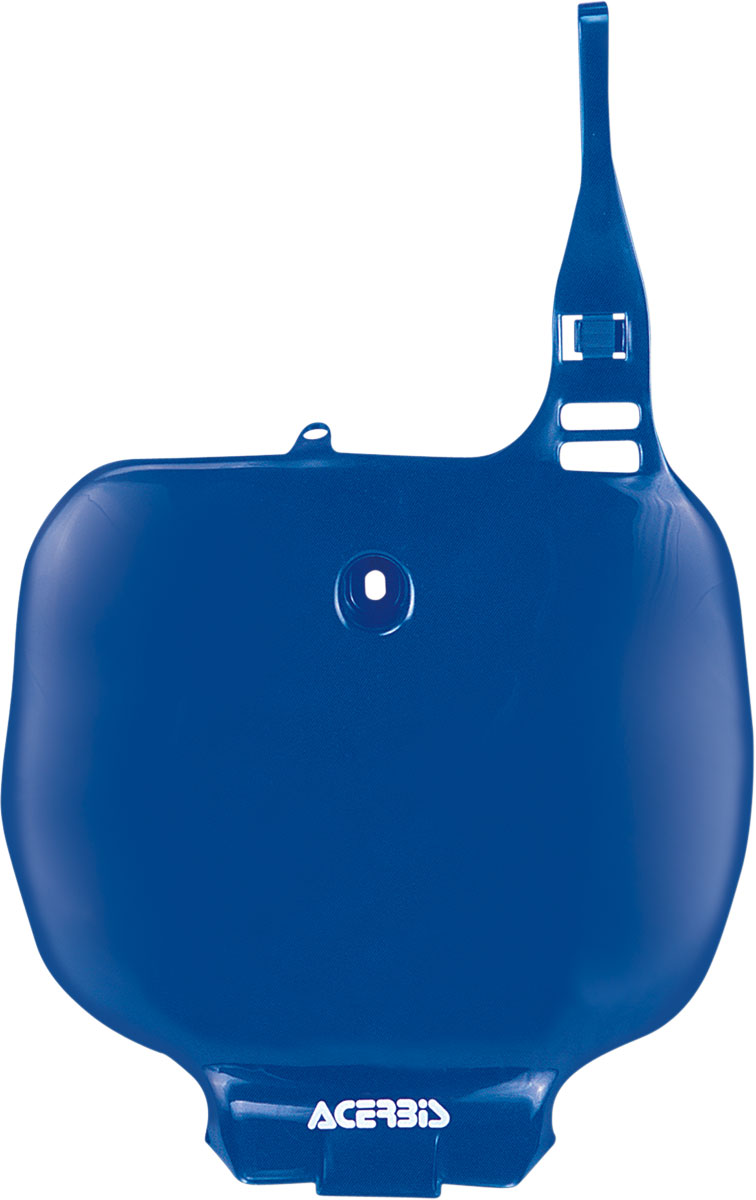 ACERBIS Front Number Plate (Blue)