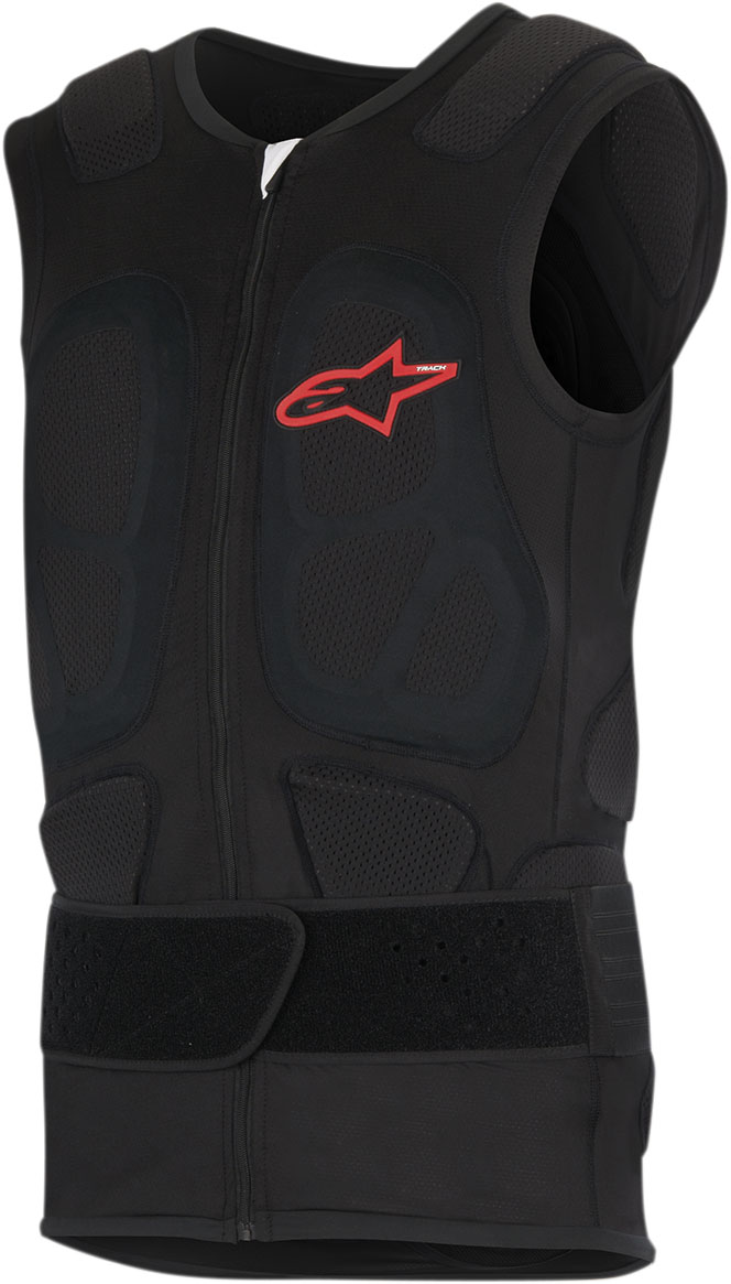 Alpinestars Track Vest 2 CE Level 2 Protection Vest (Black)