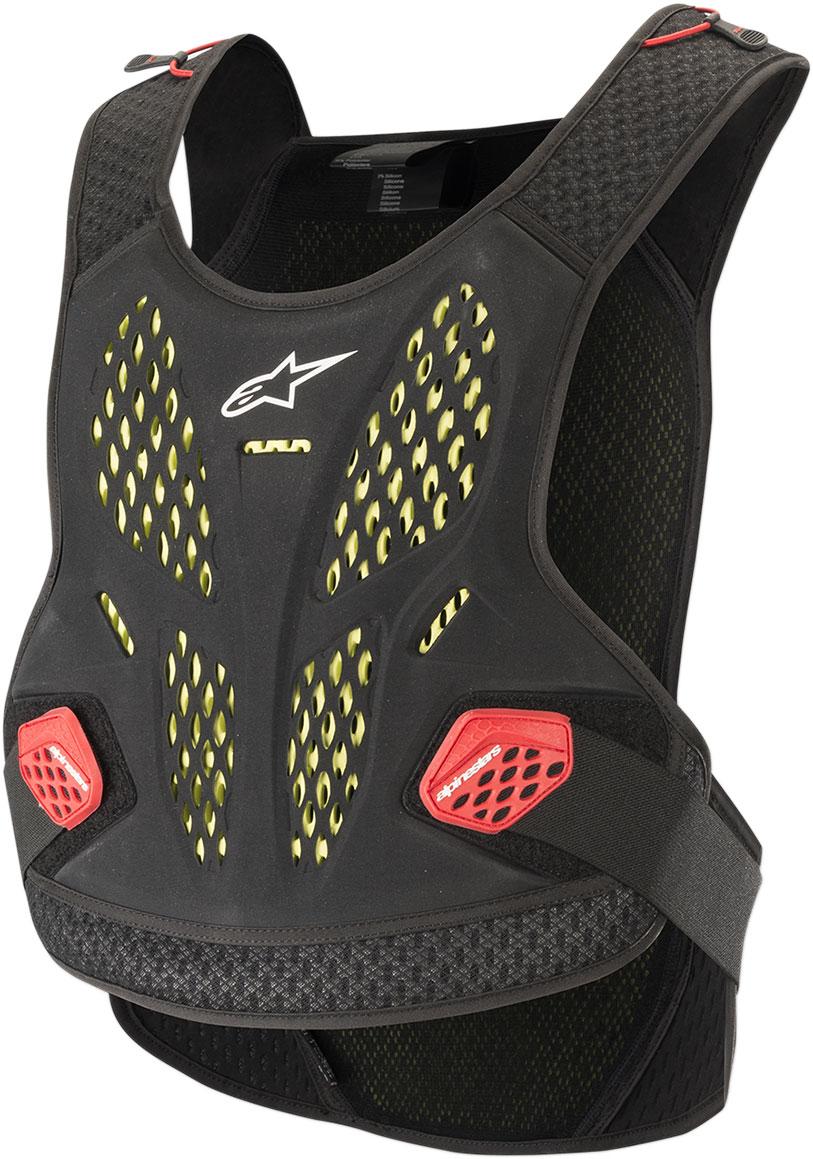 Alpinestars MX Cooling Underwear Vest Black//Red LG