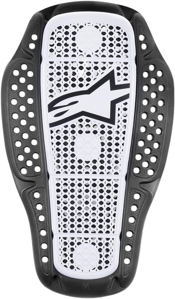 Alpinestars NUCLEON KR-1i Hybrid Back Protector Insert (Black/White)