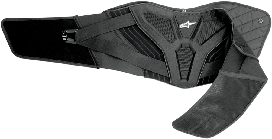 Alpinestars Touring Kidney Belt MX ATV Off-Road (Black)