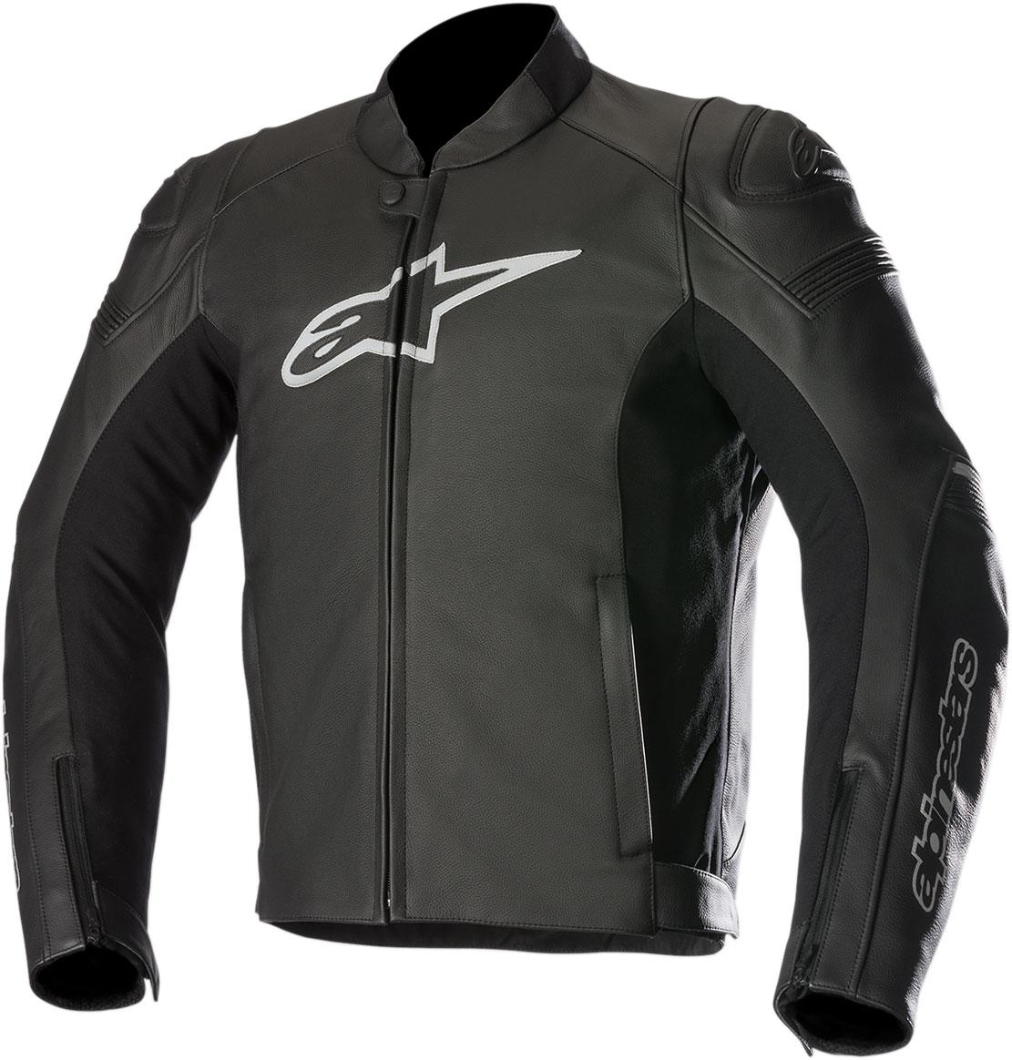 Alpinestars SP-1 Leather Jacket (Black)