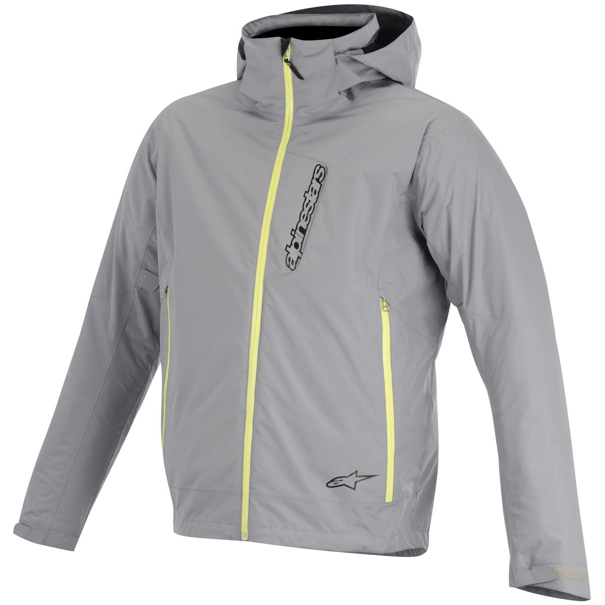 Alpinestars Scion 2L Motorcycle Jacket (Frosty Grey)