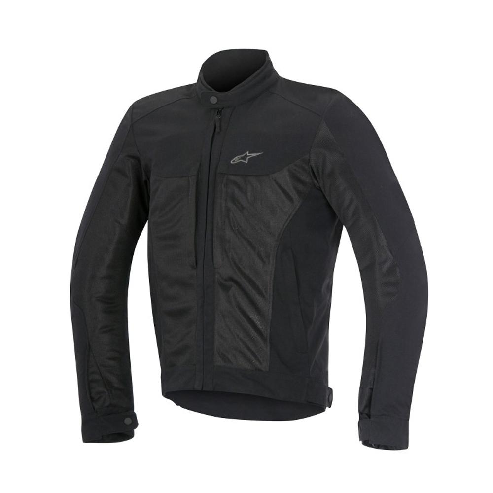Alpinestars LUC AIR Textile Motorcycle Jacket (Black)