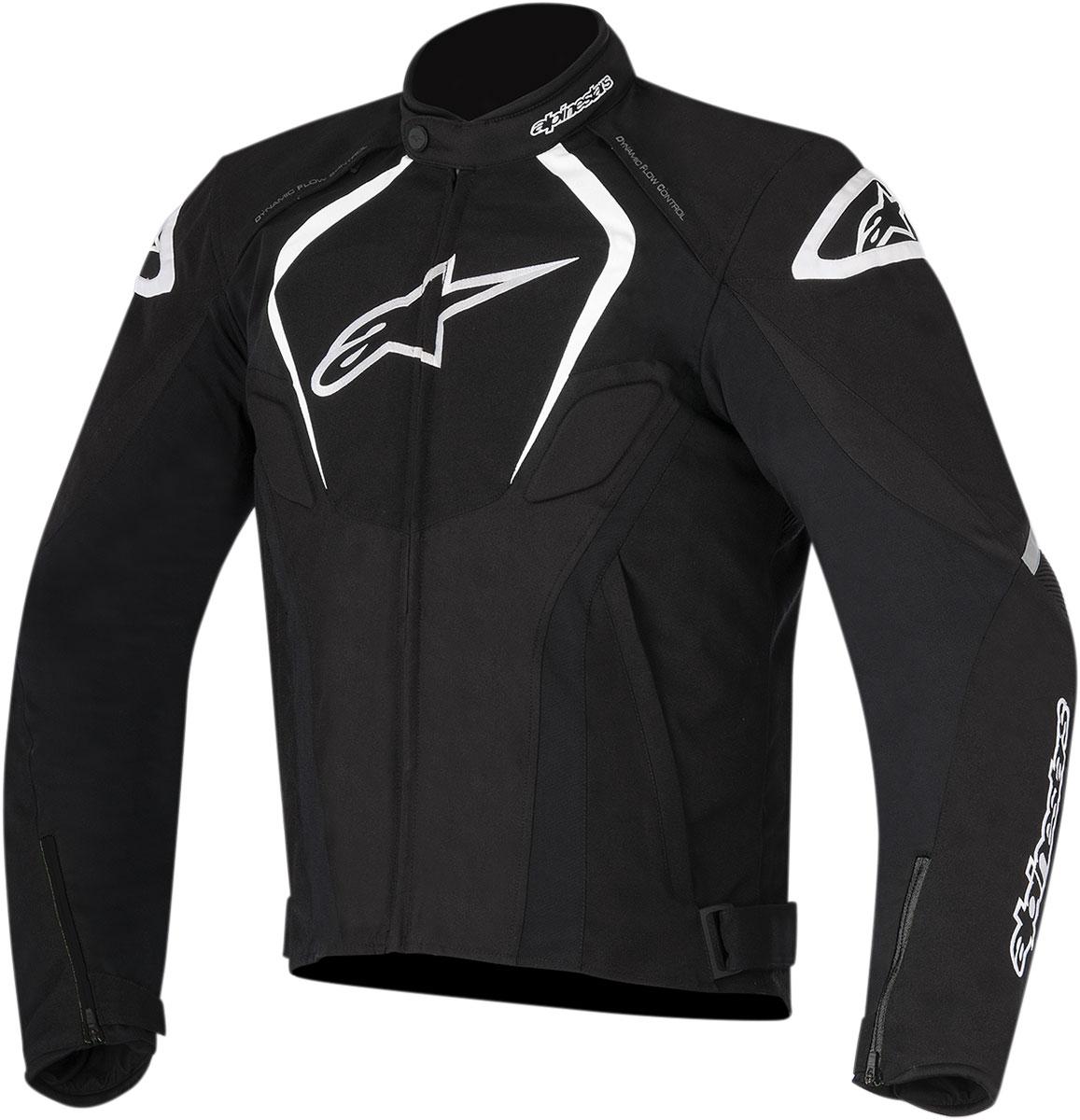 Alpinestars T-JAWS Waterproof Textile Jacket (Black)