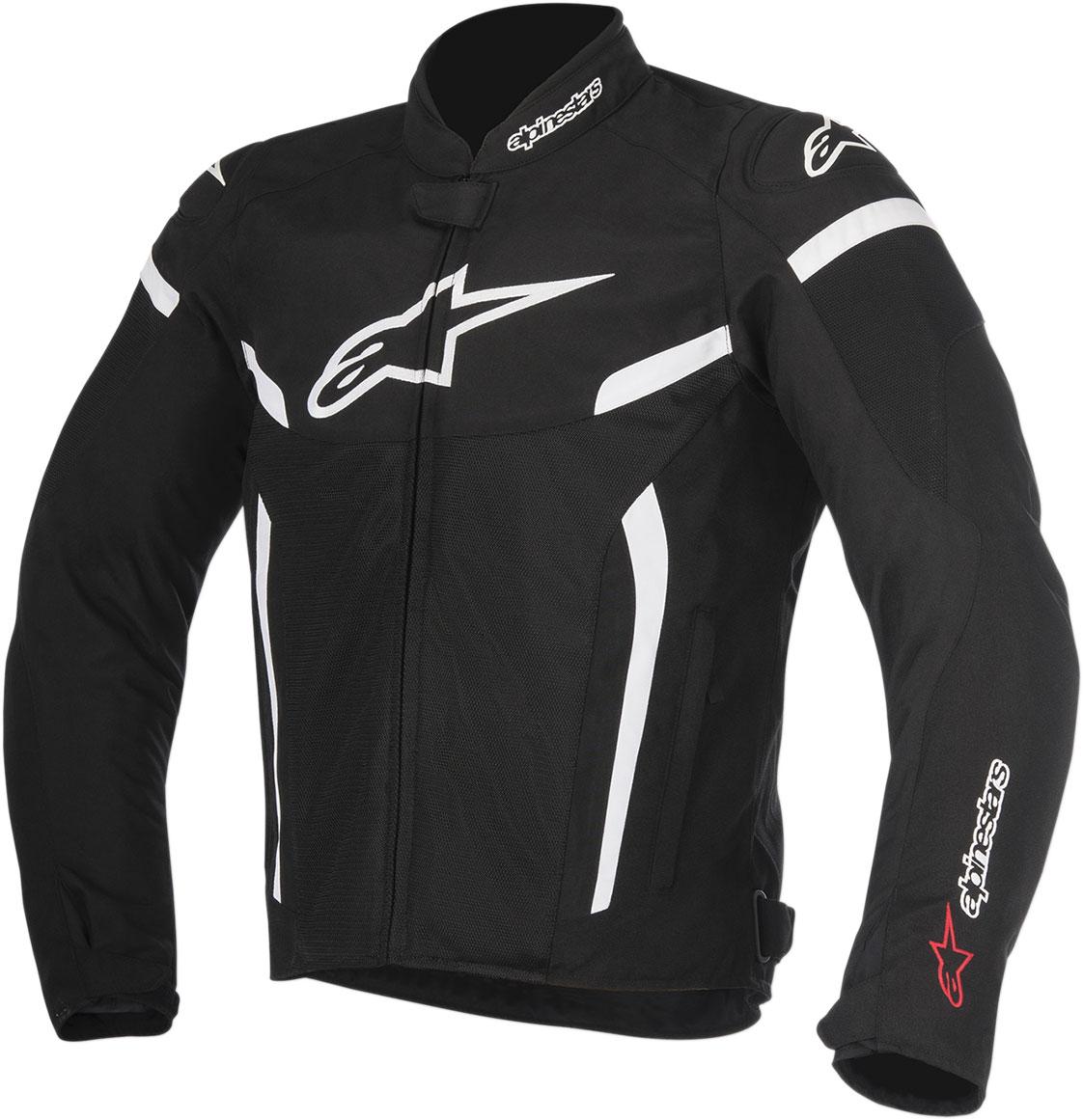 Alpinestars T-GP Plus R V2 Air Textile/Mesh Jacket (Black)