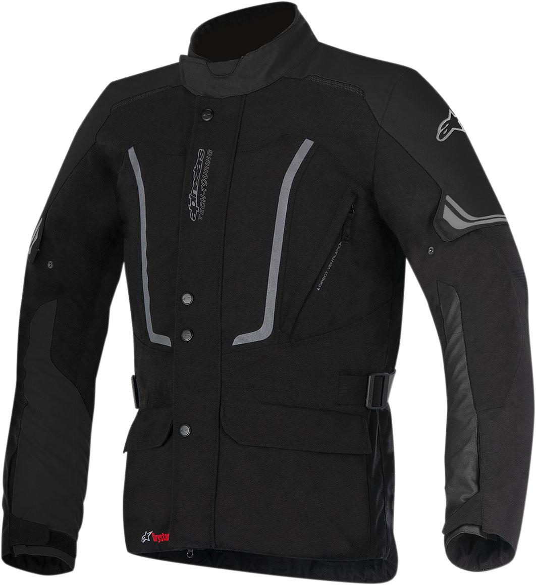 Alpinestars VENCE Drystar Adventure-Touring Jacket (Black)