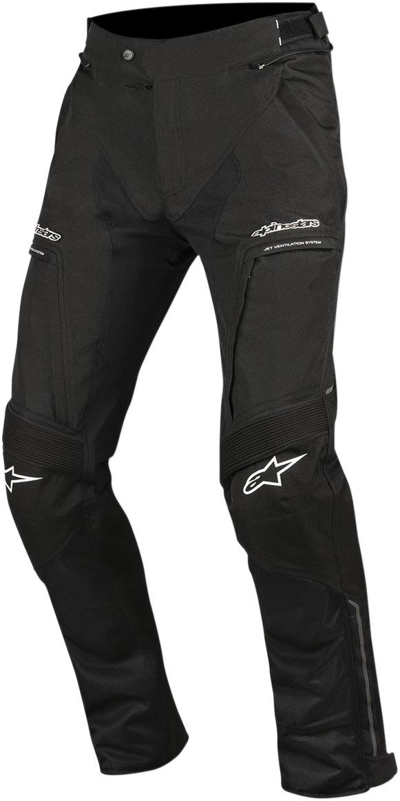 Alpinestars RAMJET Air Textile/Mesh Pants (Black)