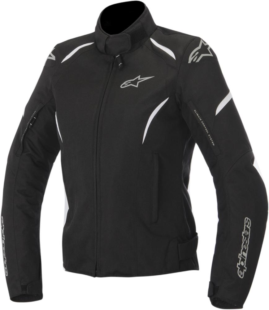 Alpinestars Stella GUNNER Motorcycle Jacket (Black/White)