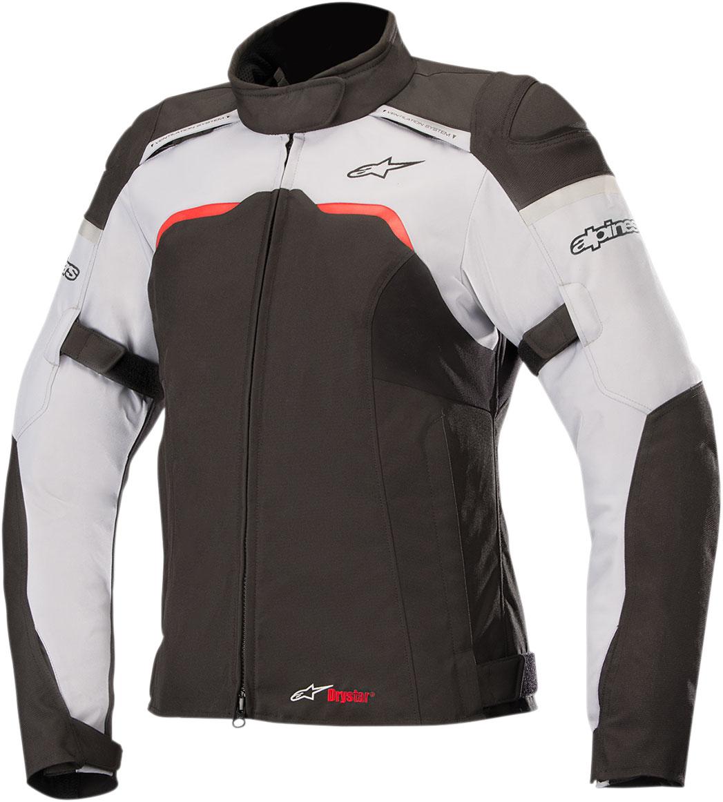 Alpinestars Stella HYPER Drystar Sport-Touring Jacket (Black/Gray)