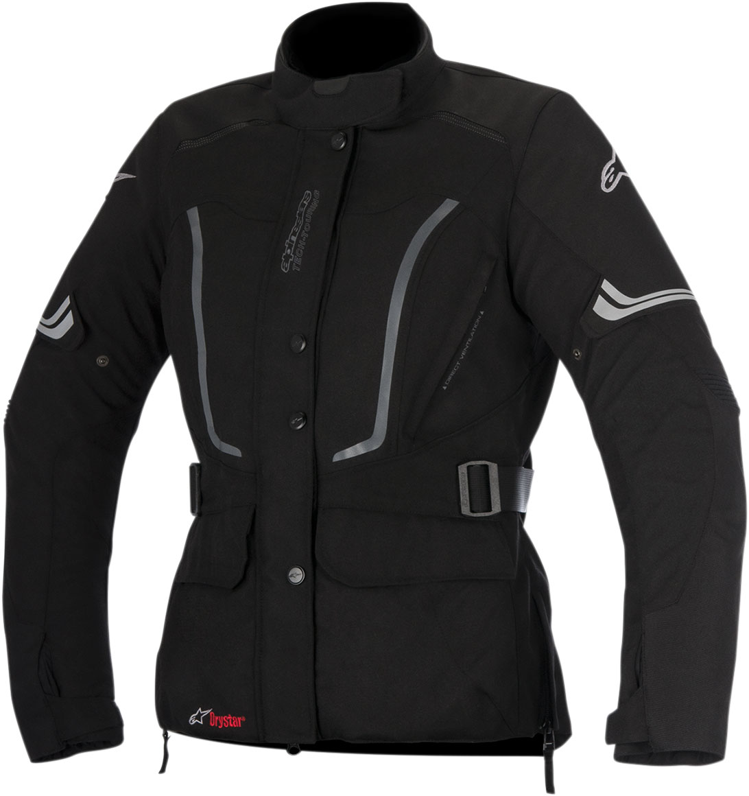Alpinestars Stella VENCE Drystar Adventure-Touring Jacket (Black)