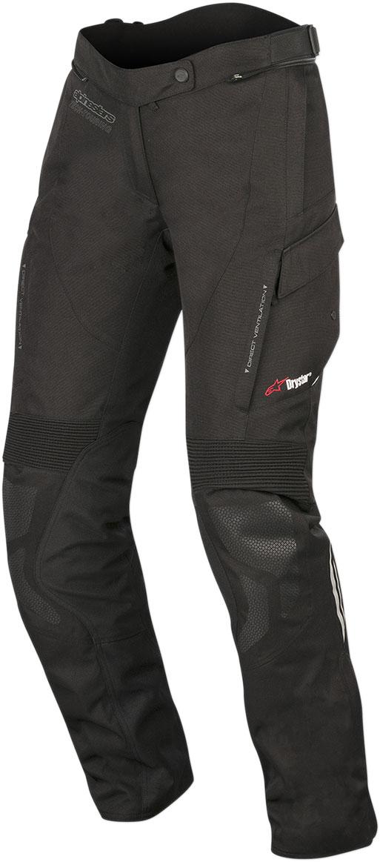 Alpinestars Stella ANDES V2 Drystar Adventure Touring Motorcycle Pants (Black)