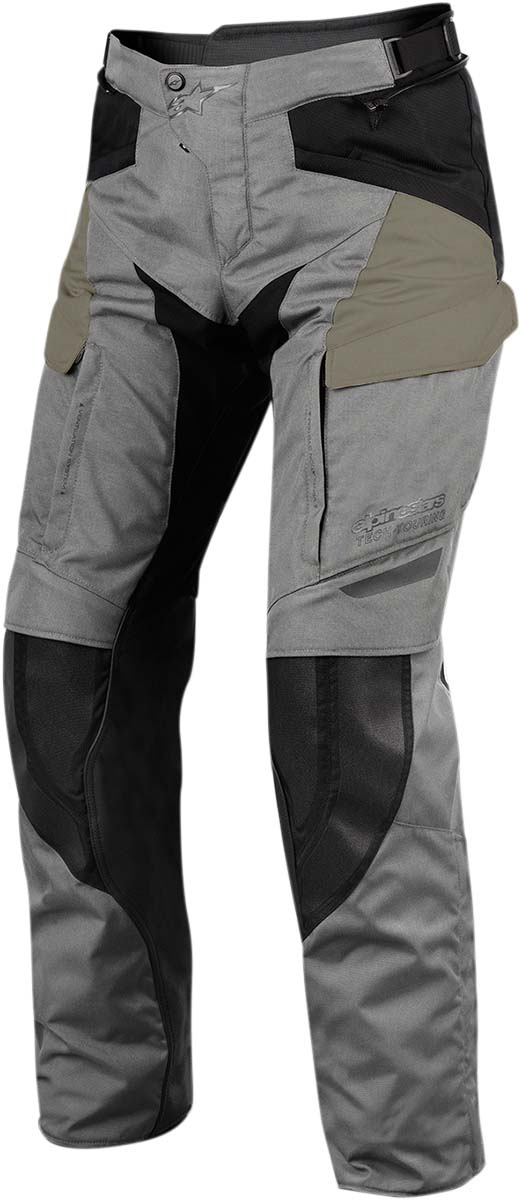 Alpinestars DURBAN Gore-Tex Textile Touring Motorcycle Pants (Grey/Black/Sand)