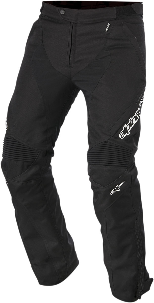 Alpinestars RAIDER Drystar Textile All-Weather Touring Pants (Black)