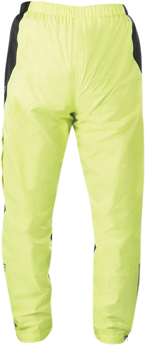 Alpinestars HURRICANE Waterproof Motorcycle Rain Pants (Flo Yellow/Black)