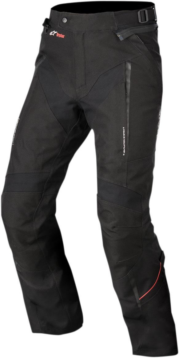 Alpinestars YOKOHAMA Drystar Adventure-Touring Pants (Black)