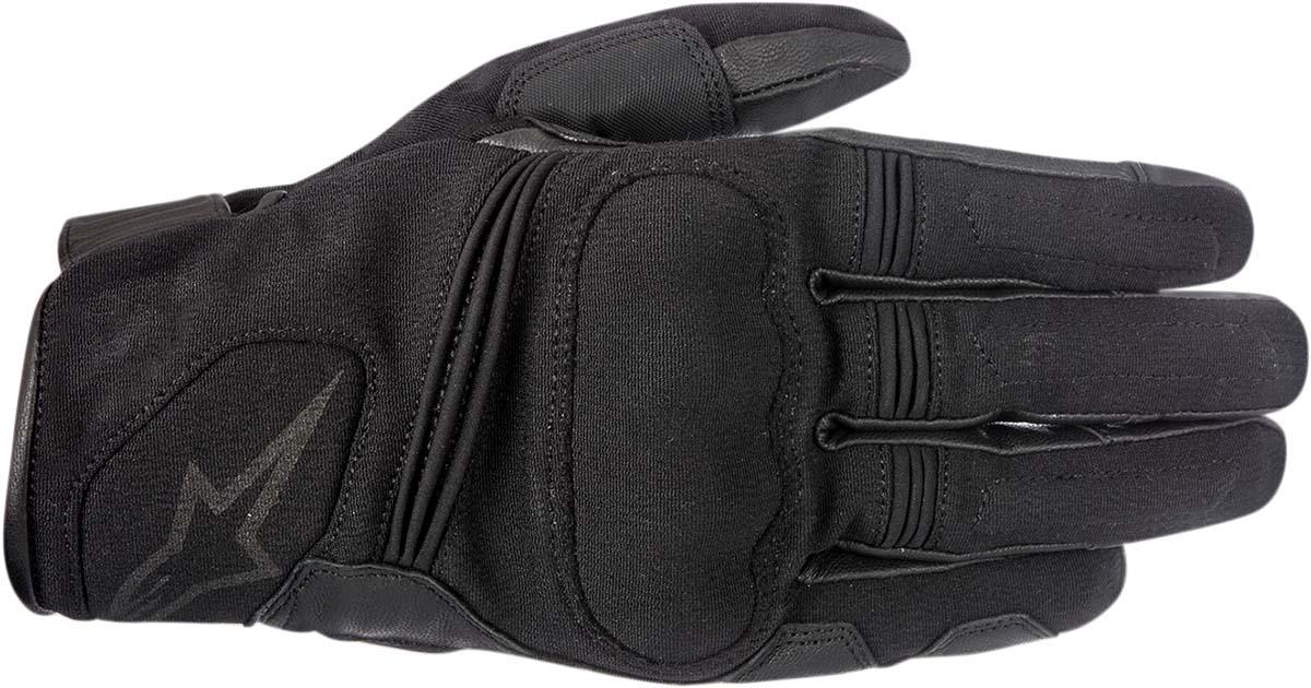 Alpinestars WARDEN Urban Street Motorcycle Gloves (Black)