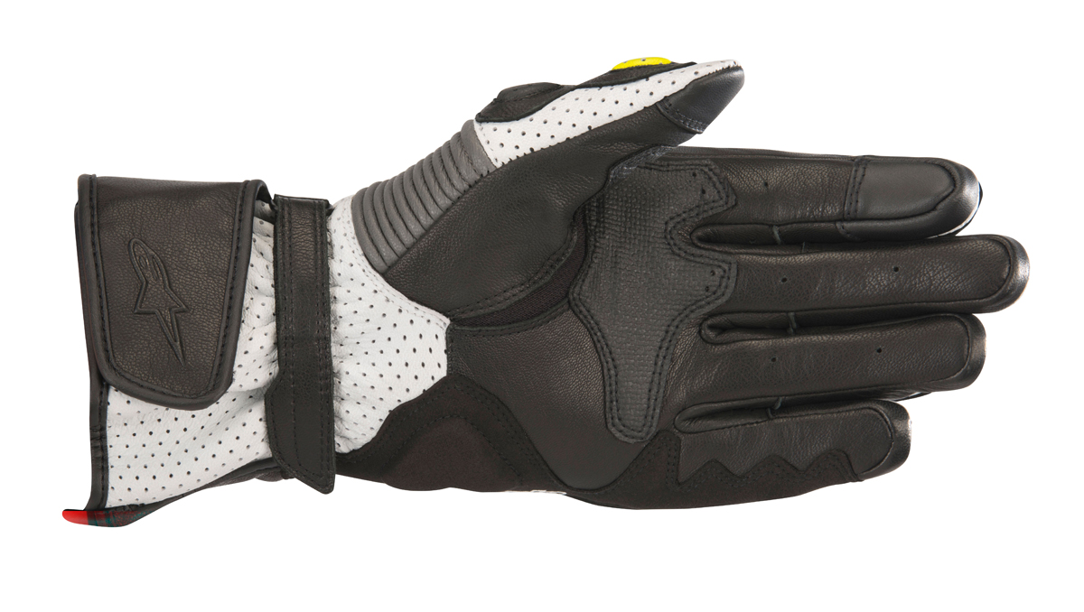 Alpinestars SP-2 V2 Gloves Motorcycle Street Bike Riding Touchscreen Leather