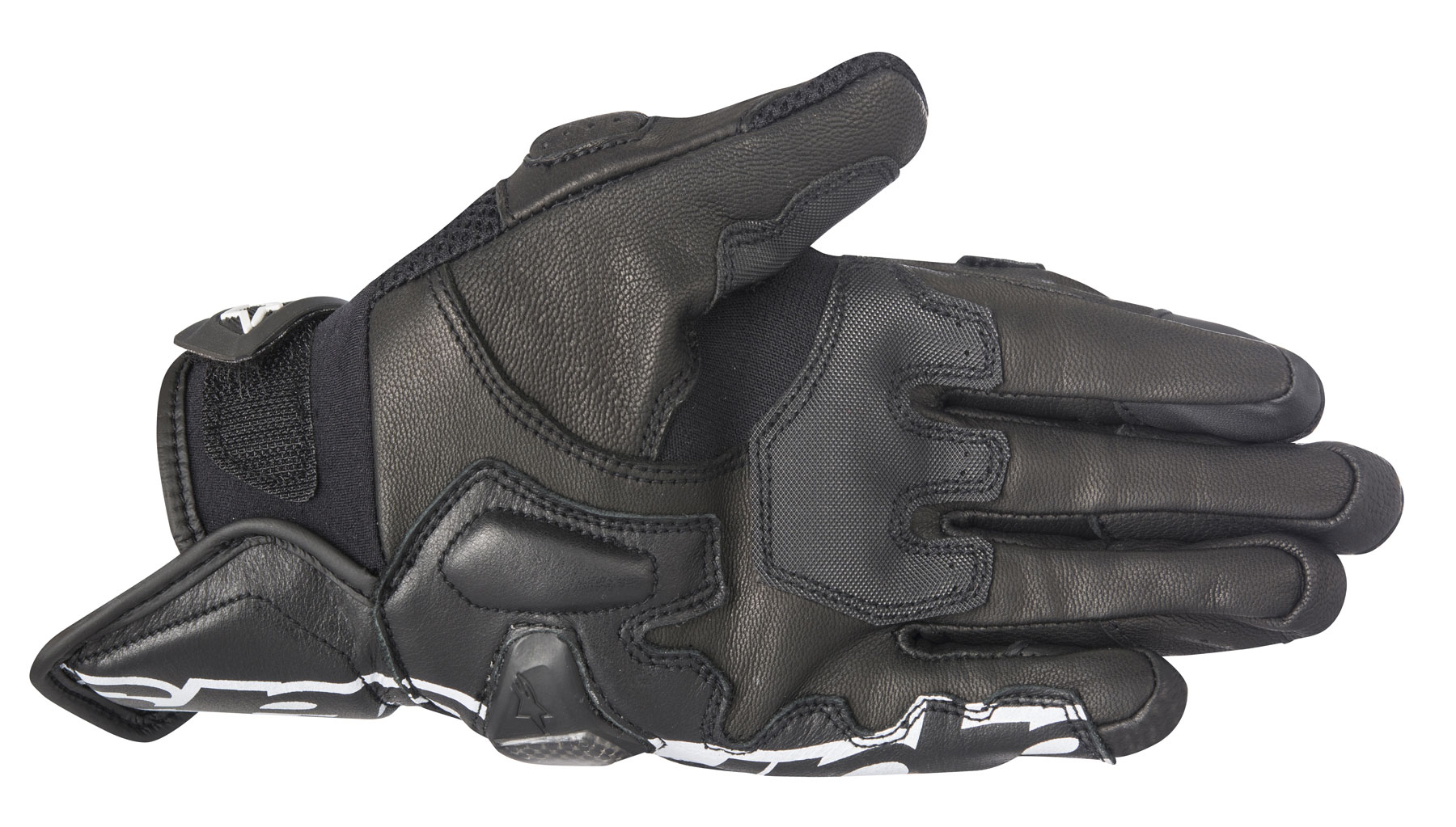 Black riding gloves - Quick View