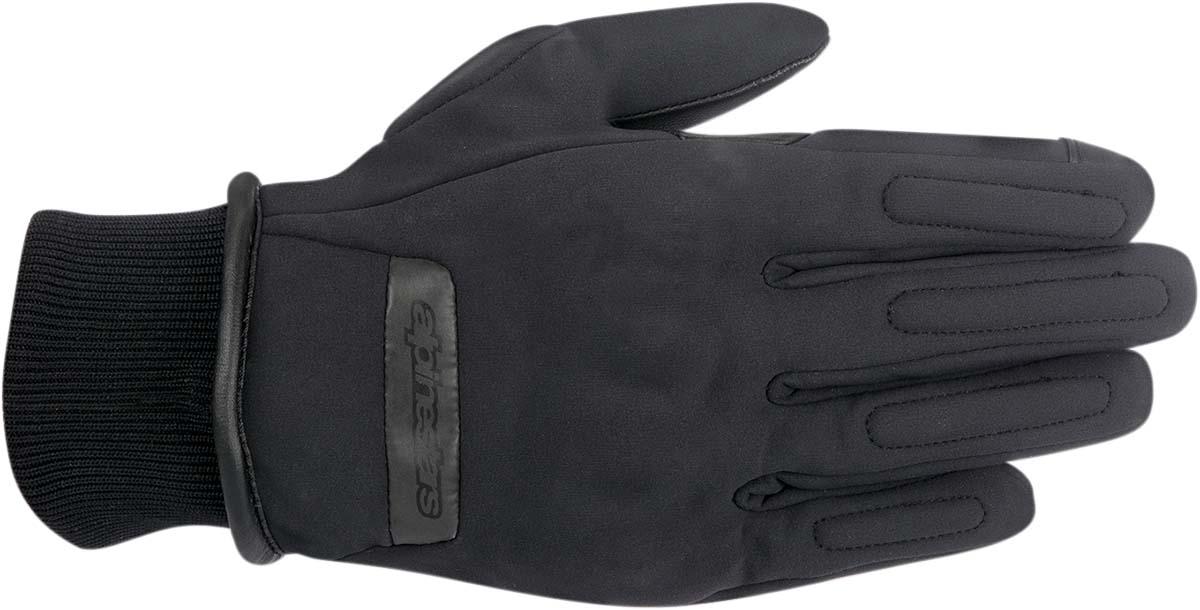 Alpinestars Stella C-1 WINDSTOPPER Urban City Commuting Motorcycle Gloves (Black)