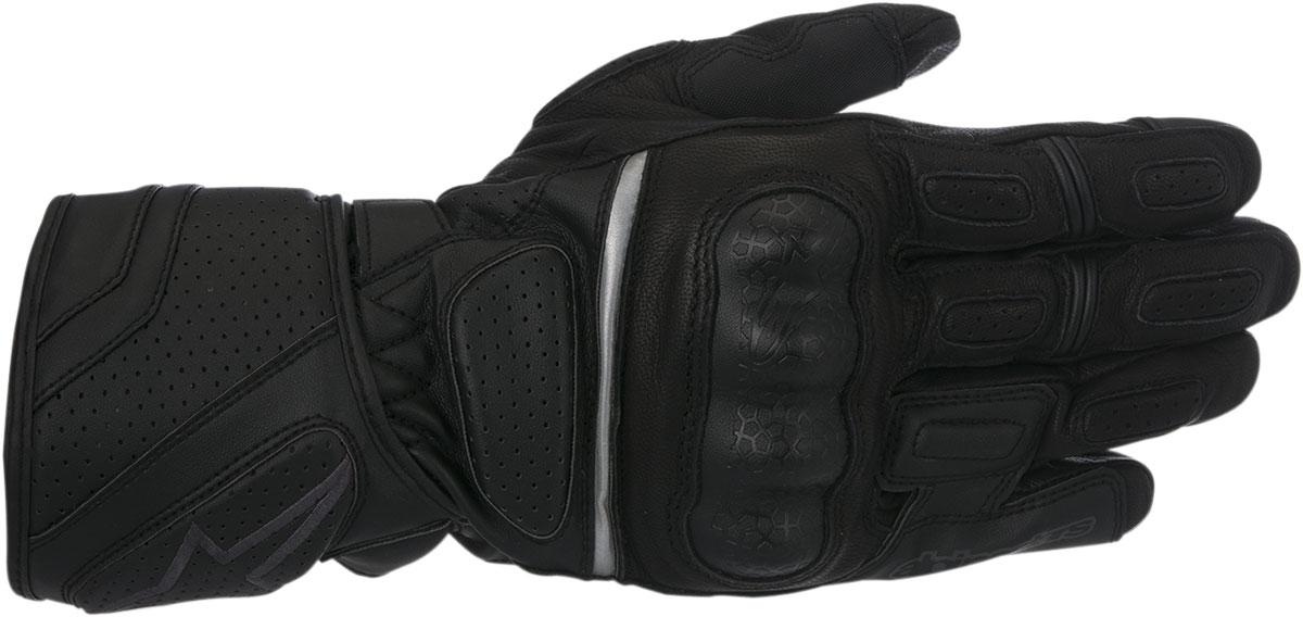 Alpinestars SP-Z Drystar Performance Gloves (Black/Black)