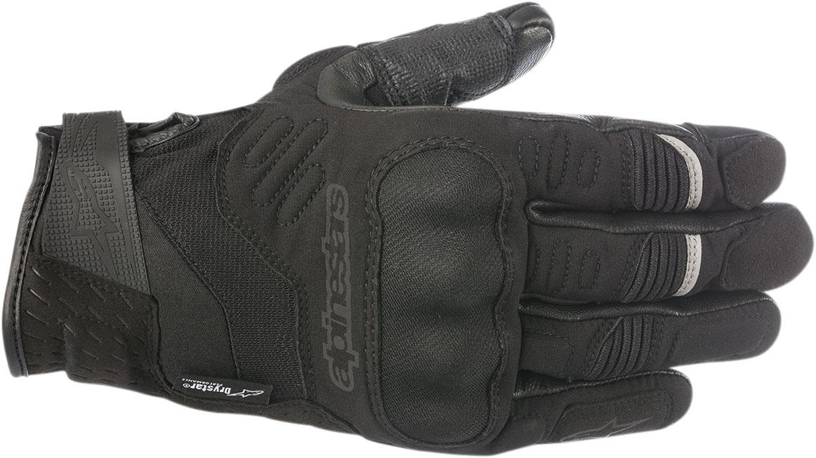 Alpinestars C-30 Drystar Textile Gloves (Black)