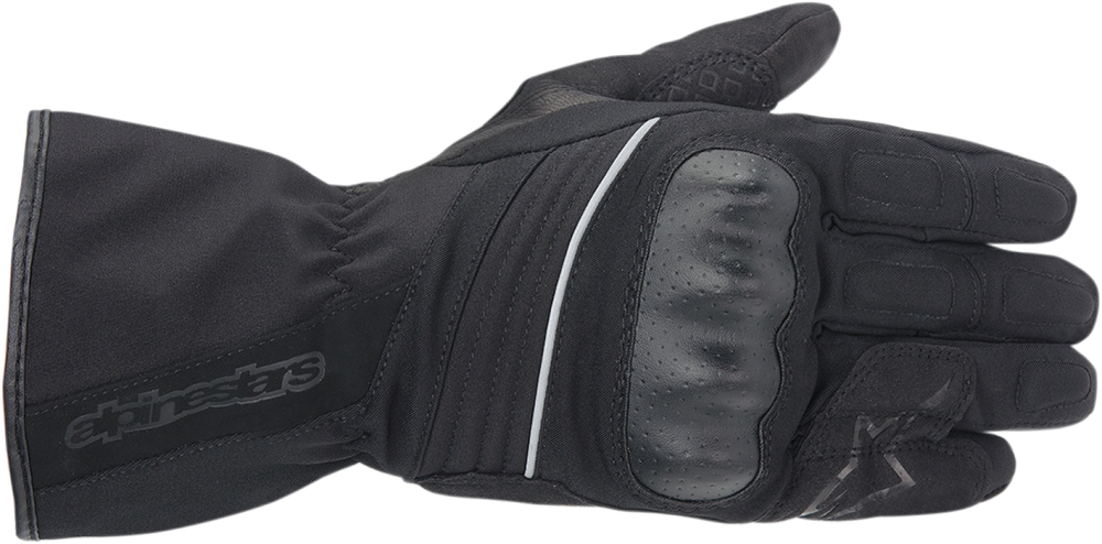Alpinestars Stella Equinox Waterproof Textile Motorcycle Gloves (Black)