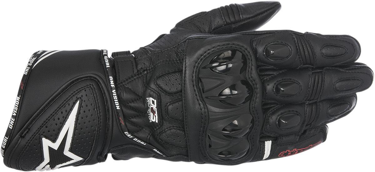 Alpinestars GP PLUS R Leather Gloves (Black)