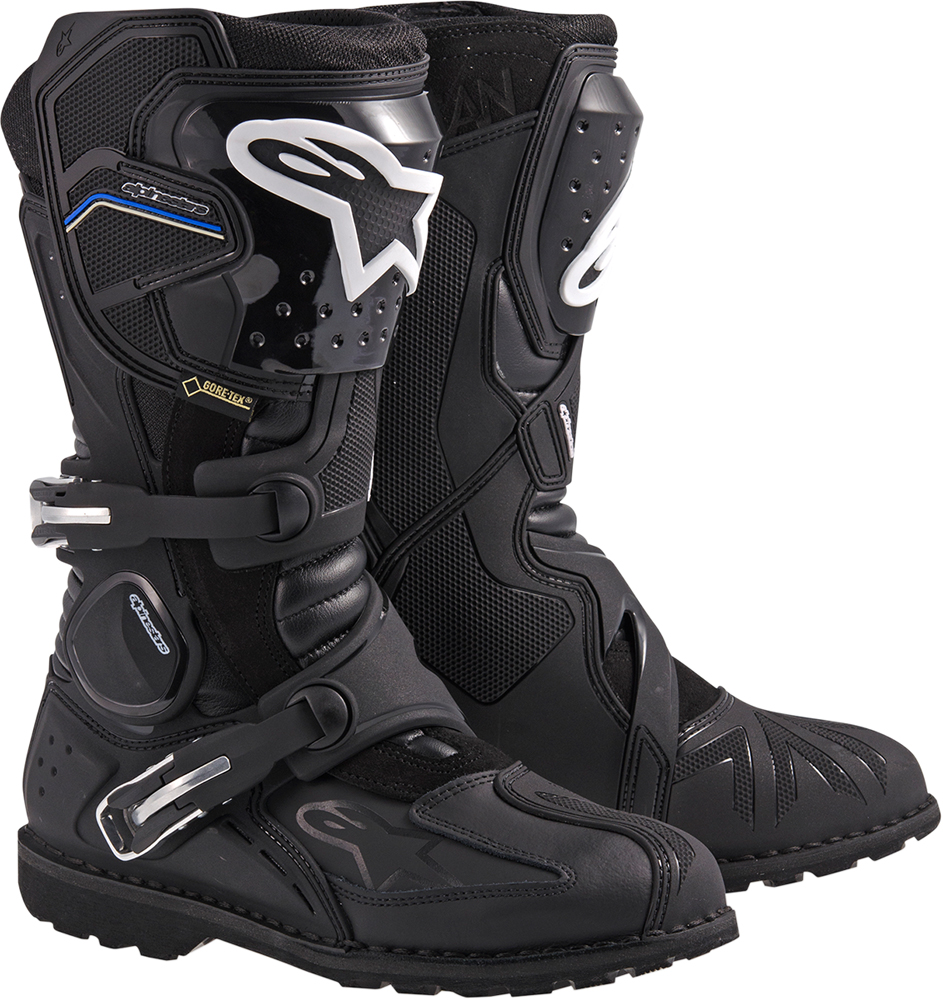 Alpinestars TOUCAN Gore-Tex Adventure Touring Motorcycle Boots (Black)