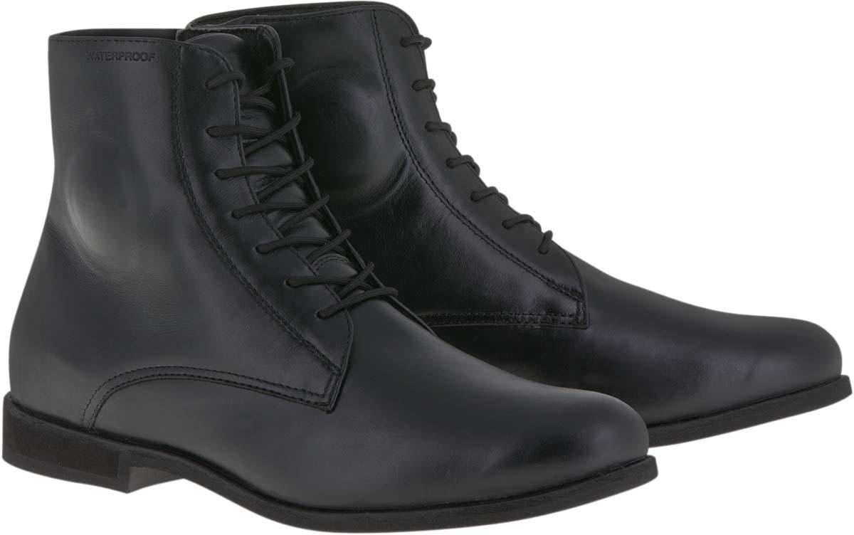 Alpinestars PARLOR Waterproof Urban City Shoes (Black)