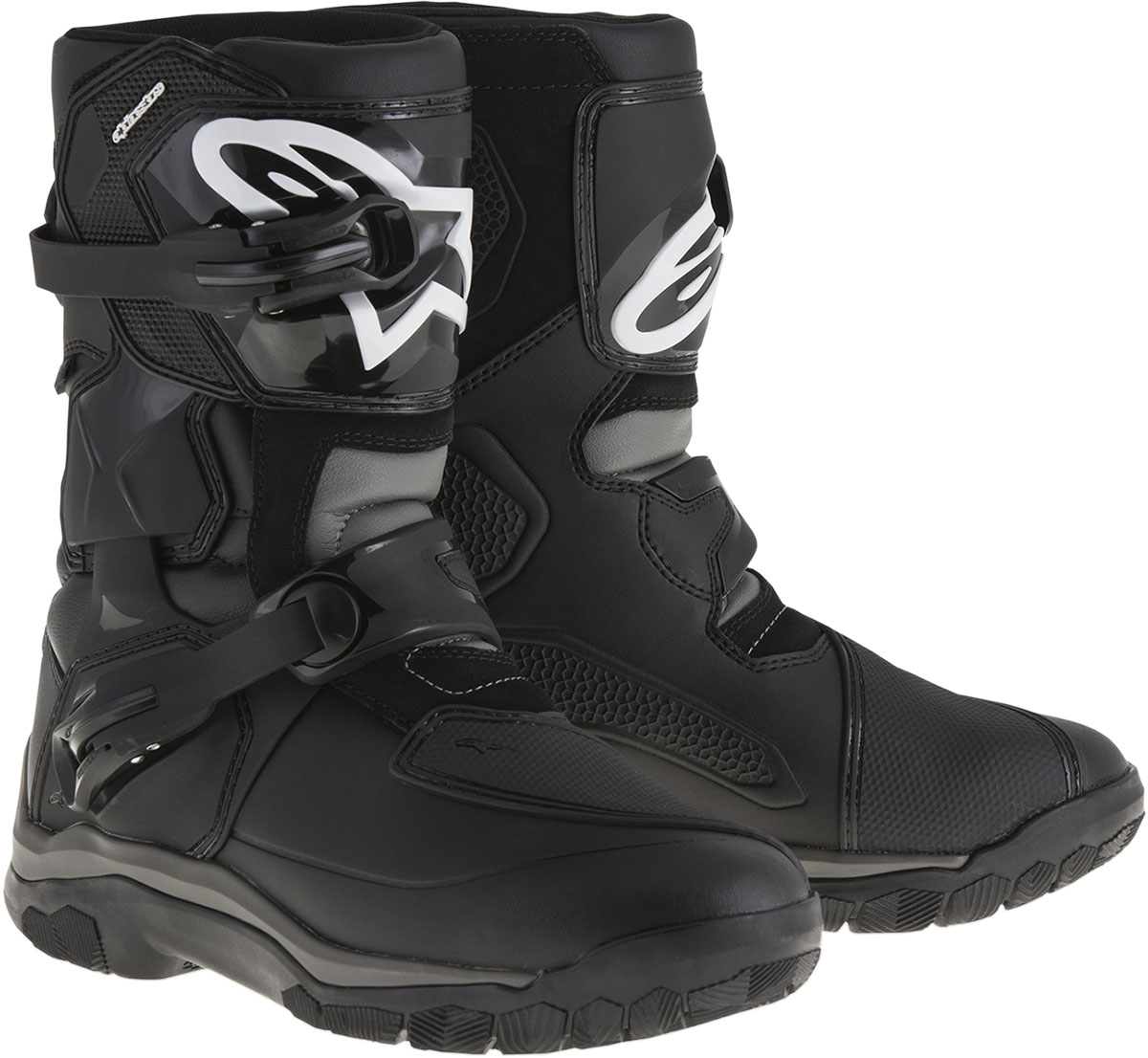 Alpinestars BELIZE Drystar Leather/Suede Touring Boots (Black)