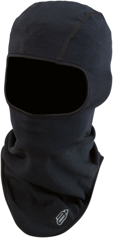 Arctiva Dri-Release Helmet Liner Guard (Black/Red)