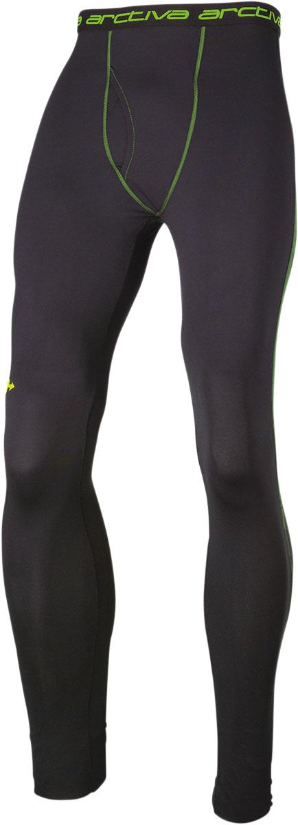 ARCTIVA Snow Snowmobile REGULATOR Base Layer Pants (Black)